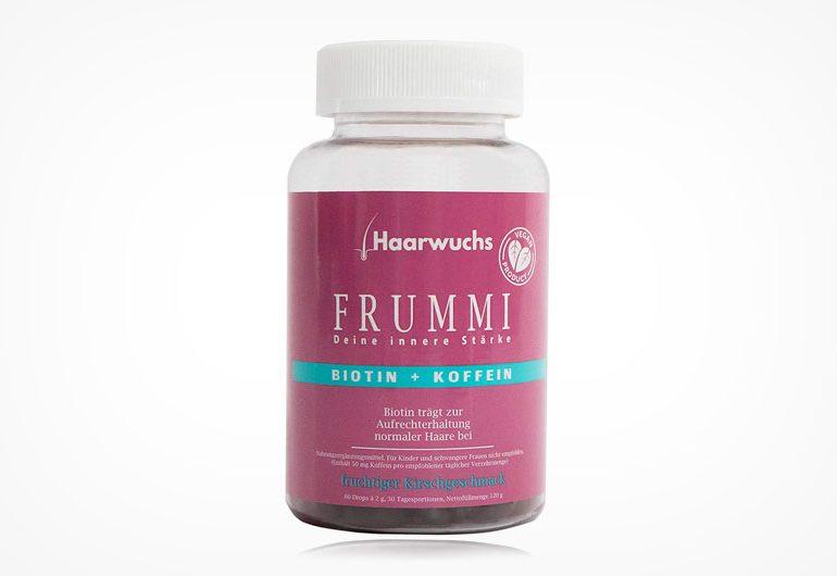 Frummi Haar-Vitamine mit Biotin