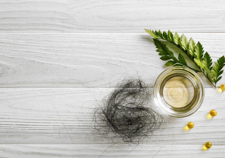 Top 10 Öle gegen Haarausfall