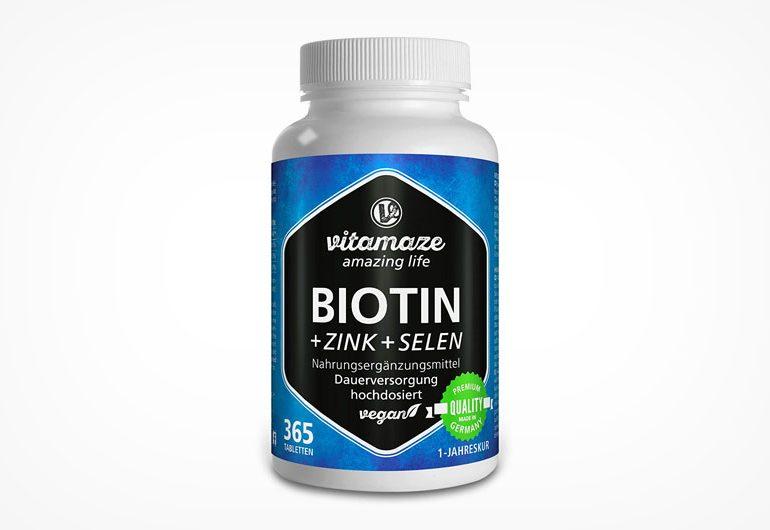 Vitamaze Biotin für gesunde Haare